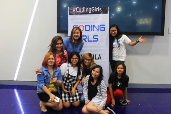 Coding Girls Manila's Geek Up Party